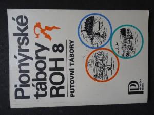 náhled knihy - Pionýrské tábory