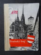 náhled knihy - Brněnský kraj : Turistický průvodce