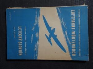 náhled knihy - Deutsch-tschechisches und tschechisch-deutsches Luftfahrt-Wörterbuch