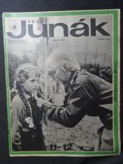 náhled knihy - Skaut Junák - Ročník XXXI únor 1969