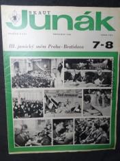náhled knihy - Skaut Junák - Ročník XXXI prosinec 1968