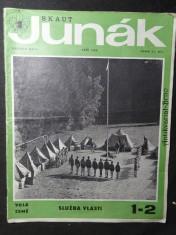 náhled knihy - Skaut Junák - Ročník XXXI září 1968