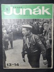 náhled knihy - Skaut junák ročník XXXI - Březen 1969