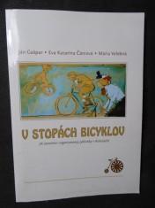 náhled knihy - V stopách bicyklov