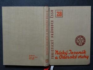 náhled knihy - Nízký Jeseník a Oderské vrchy