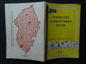 náhled knihy - Vizovické a Hostýnské vrchy