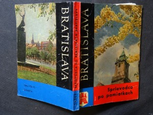 náhled knihy - Bratislava - sprievodca po pamiatkach