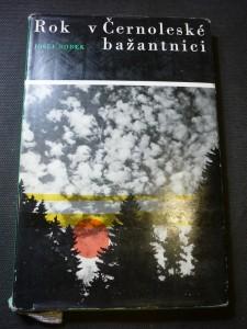 náhled knihy - Rok v Černoleské bažantnici