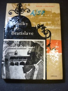 náhled knihy - Potulky po Bratislave