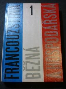 náhled knihy - francouzština běžná hospodářská 1