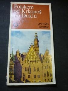 náhled knihy - Polskem od Krkonoš po Duklu : průvodce