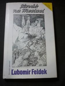 náhled knihy - Slovák na Mesiaci