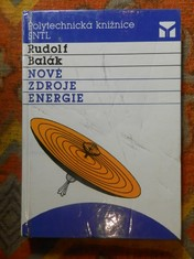 náhled knihy - Nové zdroje energie