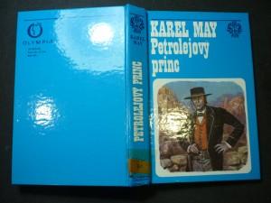 náhled knihy - Petrolejový princ