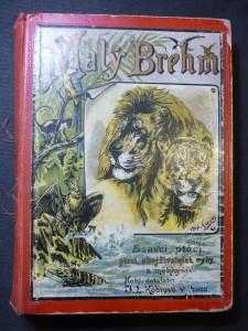 náhled knihy - Malý Brehm : vylíčení života a vlastností zvířat. Svazek III., Plazi, obojživelníci, ryby, měkýši, členovci a menší živočichové
