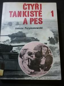 náhled knihy - Čtyři tankisté a pes 1