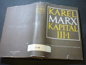 náhled knihy - Kapitál III-1