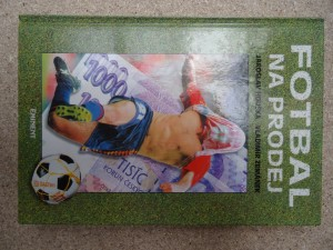 náhled knihy - Fotbal na prodej