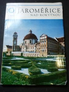 náhled knihy - Jaroměřice nad Rokytnou : Státní zámek, město a památky v okolí