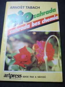 náhled knihy - Biozahrada - zahrada bez chemie
