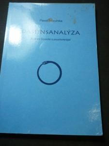 náhled knihy - Daseinsanalýza : setkání filosofie s psychoterapií