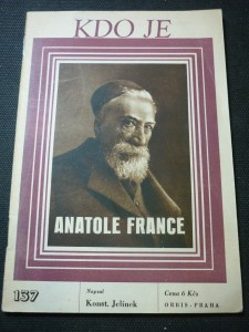 náhled knihy - Anatole France