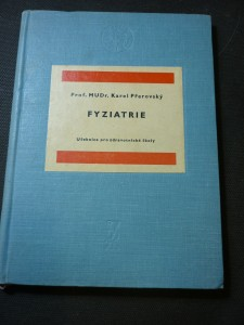 náhled knihy - Fyziatrie : Učebnice pro zdravot. školy, obor zdravot. a dětských sester
