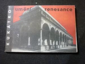 náhled knihy - kukátko   umění renesance