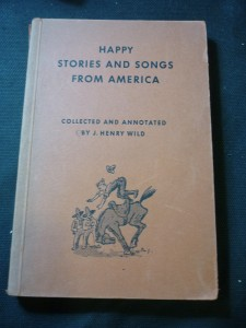 náhled knihy - happy stories and songs from America