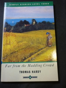 náhled knihy - far from the Madding Crowd