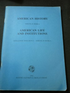 náhled knihy - American life and institutions