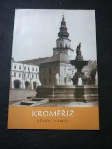 náhled knihy - Kroměříž : státní zámek