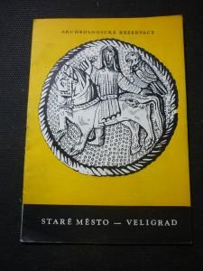 náhled knihy - Staré Město - Veligrad