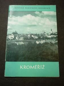 náhled knihy - Kroměříž : Městská památková rezervace