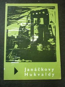 náhled knihy - Janáčkovy Hukvaldy