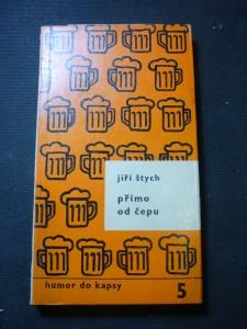 náhled knihy - Přímo od čepu : Sbíráno po hospodách