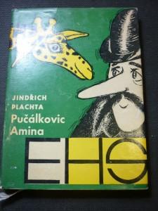 náhled knihy - Pučálkovic Amina : Humoristická povídka