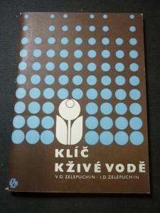 náhled knihy - Klíč k živé vodě