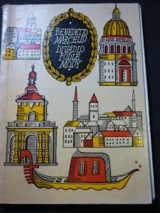 náhled knihy - Divadlo podle módy