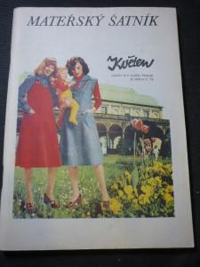 náhled knihy - mateřský šatník