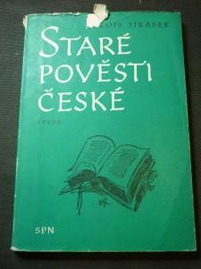 náhled knihy - Staré pověsti české : Výbor : Mimočítanková četba pro zákl. devítileté školy