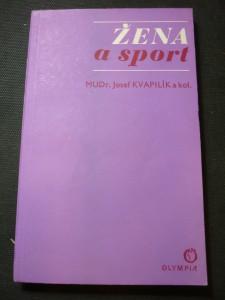 náhled knihy - Žena a sport