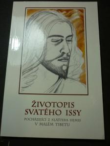 náhled knihy - život svatého Issy
