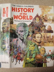 náhled knihy - The Hamlyn childrens History of the world