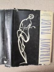 náhled knihy - Výrazový tanec