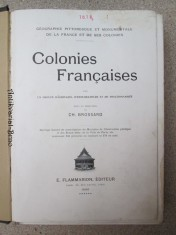 náhled knihy - Colonies Francaises