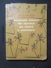 náhled knihy - Ochrana při cestách do tropů a subtropů
