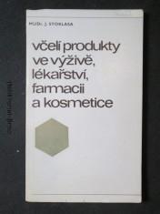 náhled knihy - Včelí produkty ve výživě, lékařství, farmacii a kosmetice