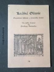 náhled knihy - Krásná Oliwie : prawdiwá historie z třináctého století