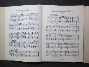 náhled knihy - Lidové tance na Slovácku